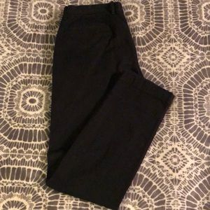 J. Crew 770 Stretch Black Chino/Khaki Pants